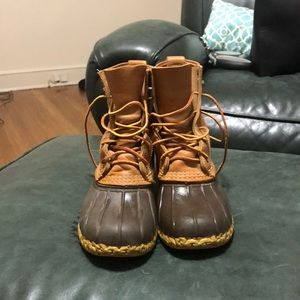 Authentic LL Bean Boots